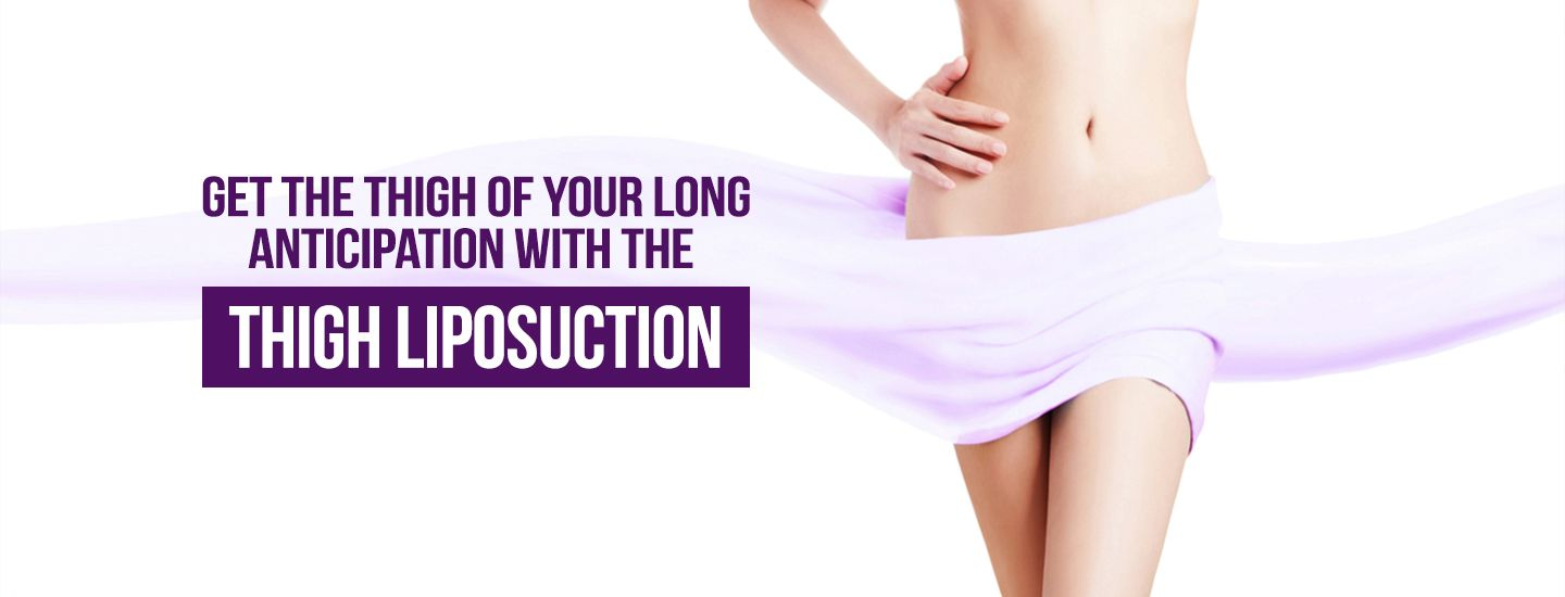 Thigh Liposuction Surgery in Korea