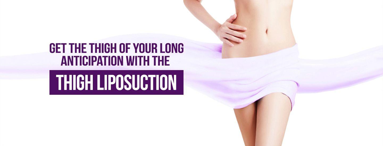 Thigh Liposuction Surgery in Korea